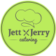 Jett and Jerry Catering and Events logo