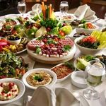 Simply Delicious Lebanese Catering profile image.