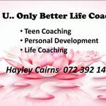 B U..Only Better Life Coaching profile image.