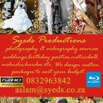 Syeds Productions profile image.