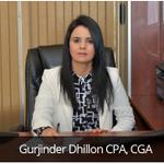 Gurjinder Dhillon CPA profile image.