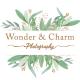 Wonder & Charm Photography logo