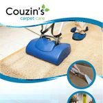 Couzin's Carpet Care profile image.