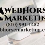 WebHorse Marketing profile image.