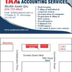 Tax & Accounting Services c/o Aamir Associates profile image.