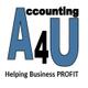 Accounting-4-U logo