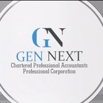 GenNext Chartered Professional Accountants profile image.