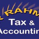 AR Rahman Tax logo