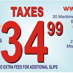 Ansaf Tax & Accounting profile image.