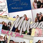 MMwackypix Photo Booth - Weddings, Engagements, Showers, Birthdays, Sweet 16 any events profile image.