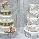 Just Temptations- Wedding Cakes Vaughan profile image.