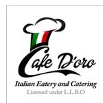 Cafe D'oro Italian Eatery And Catering profile image.