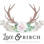 Lace & BIRCH profile image.