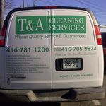 T&A Cleaning Services profile image.