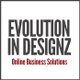 Evolution in DesignZ/Codepxl logo