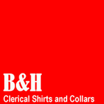 B&H Clerical Shirts and Collars profile image.