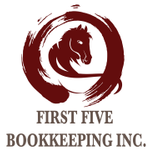 First Five Bookkeeping Inc. profile image.