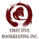 First Five Bookkeeping Inc. logo