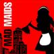 Mad Maids logo