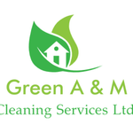 Green A & M Cleaning Services Ltd. profile image.