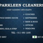 Sparkleen Cleaners profile image.