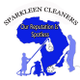 Sparkleen Cleaners logo