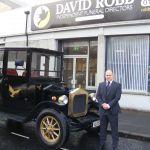 David Robb Funeral Directors profile image.