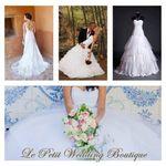 Le Petit Wedding Boutique profile image.