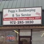 Peggy's Bookkeeping & Tax Service profile image.