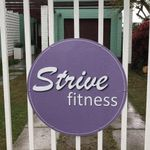Strive Fitness profile image.