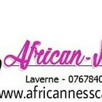 African-Ness Cakes profile image.