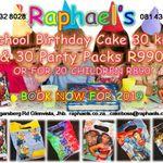Raphael SA's Cakeboss profile image.