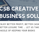 CSB Creative Business Solutions profile image.