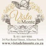 Vista Del Monte - Wedding Venue profile image.