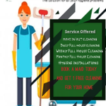 Youth Hope Cleaning Service profile image.
