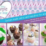 The Little Purple Cupcake Shop profile image.