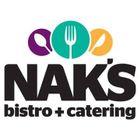 Naks Bistro & Catering logo