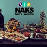 Naks Bistro & Catering profile image.
