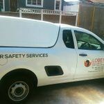 Lobey security and cleaning services profile image.