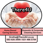 There4U - Caring and Cleaning Services profile image.