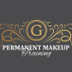 Permanent Makeup Training - PMUbyG logo