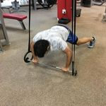 Daniel Tuval Fitness Trainer profile image.