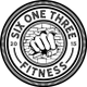 Six One Three Fitness logo
