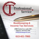 CT Professional Service profile image.