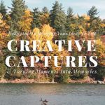 Creative Captures Photography and Videography Services profile image.