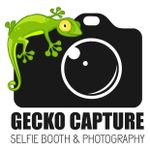 Gecko Capture Selfie Booth & Photography profile image.