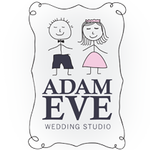 Adam & Eve Wedding Studio profile image.