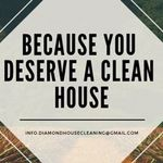 Diamond House Cleaning profile image.