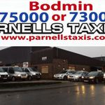 Parnells  Taxis Ltd profile image.
