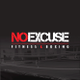 No Excuse Fitness and Boxing logo